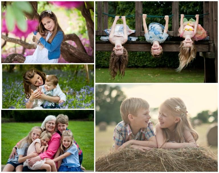 professional portrait family photographer surrey